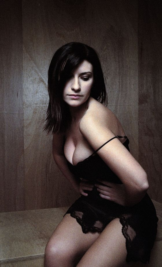 Laura Pausini...  I Love her voice, beauty.. Everything about her.. Lol