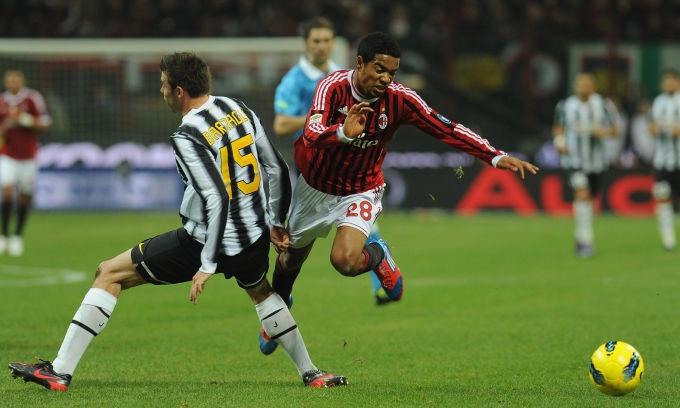Milan - Juventus 1-1 #25agiornata