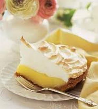Lemon Lime Meringue Pie | Gluten Free | Pinterest