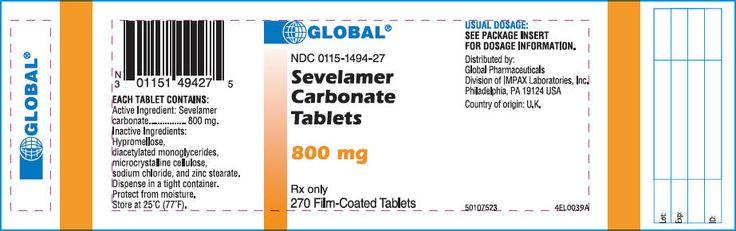 Carbonat de sevelamer - http://www.medpont.ro/medicamente/carbonat-de-sevelamer-prospect/