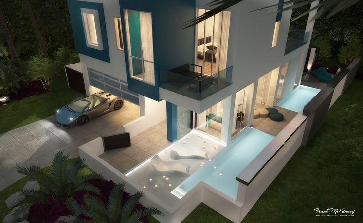 ¿Son las micro mansiones el futuro de la vida de lujo? - Mansion Global