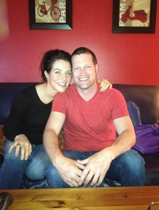 Jillian and Andrew