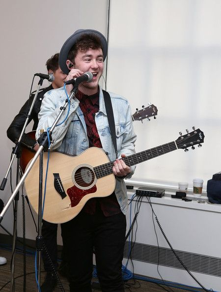 Jake Roche - Rixton Visits 'The Elvis Duran Z100 Morning Show'