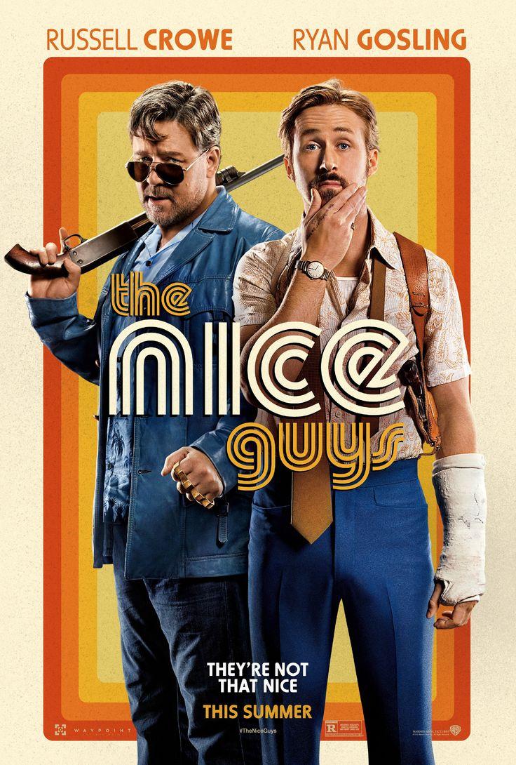 Dois Caras Legais (The Nice Guys, 2016) Visto em: 15/11/2016 - internet - chato