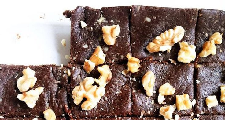 Brownies don't get easier OR tastier than this! Wowza...