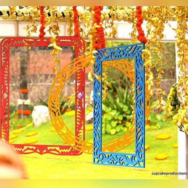 """Wedding Decorations | Decor Ideas | Day Wedding...#bigindianwedding #indianwedding #weddingphotography @cupcakeproductions13 #weddingdecor #decorideas…"""