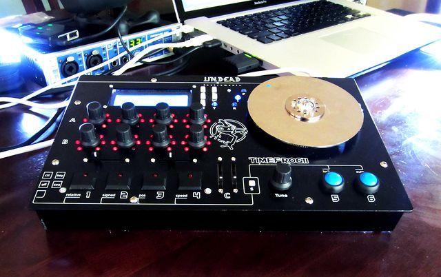 timeFrog II / Undead Instruments