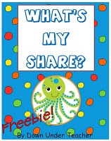 Freebie - early division/sharing.