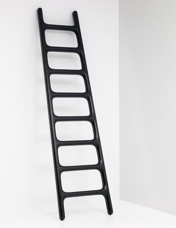 Poured Corian Ladder-1  Marc Newson Ltd