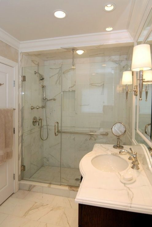 Marble Tile Bathroom Ideas 32 best bathroom ideas images on pinterest | bathroom ideas, room