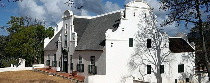 Groot Constantia, Cape Town, South Africa. One of Cape Town's Big 7.