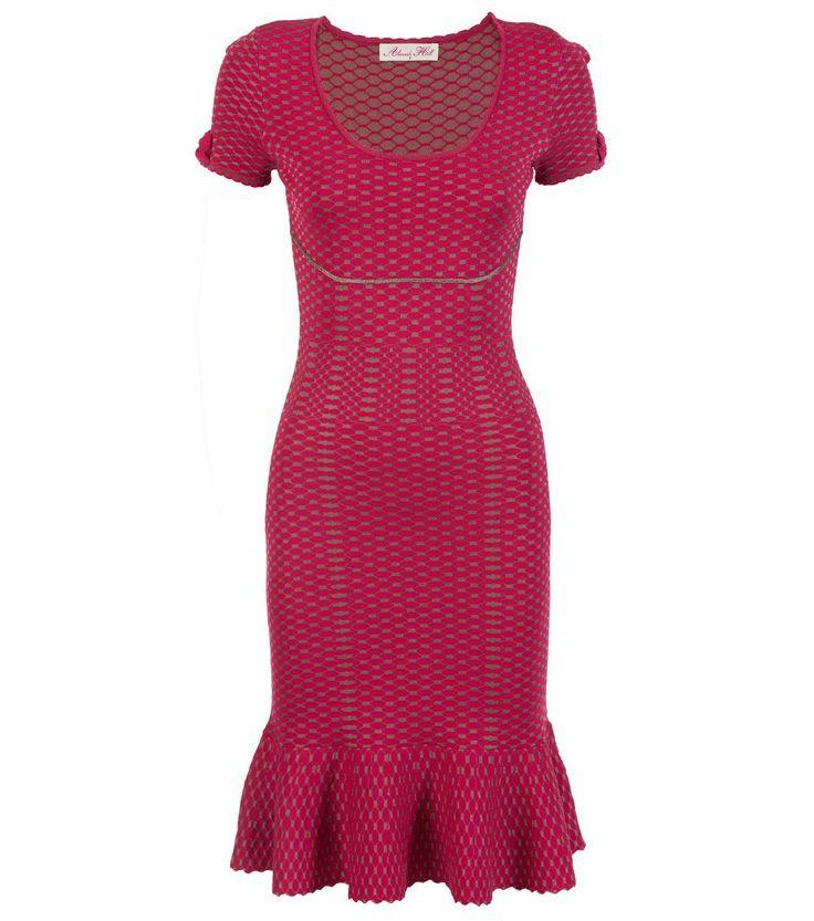 Alannah Hill So Be It! Dress - Raspberry... sale $160