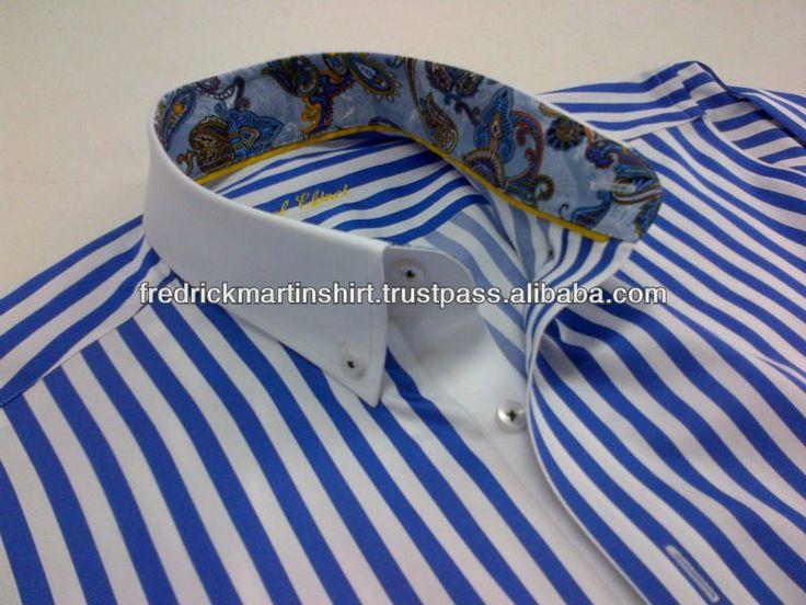 #italian collar formal shirt, #men branded formal shirts, #stand collar mens shirt