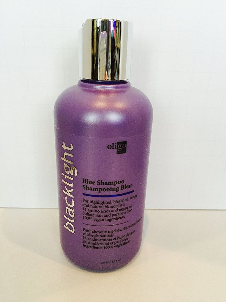 Oligo Blacklight Blue Shampoo For Blonde Hair - 8.5oz ** More info could be found at the image url.