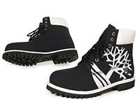 official timberland boots,Women's Timberland 6-Inch Boots-Black White clearance,timberland outlet.