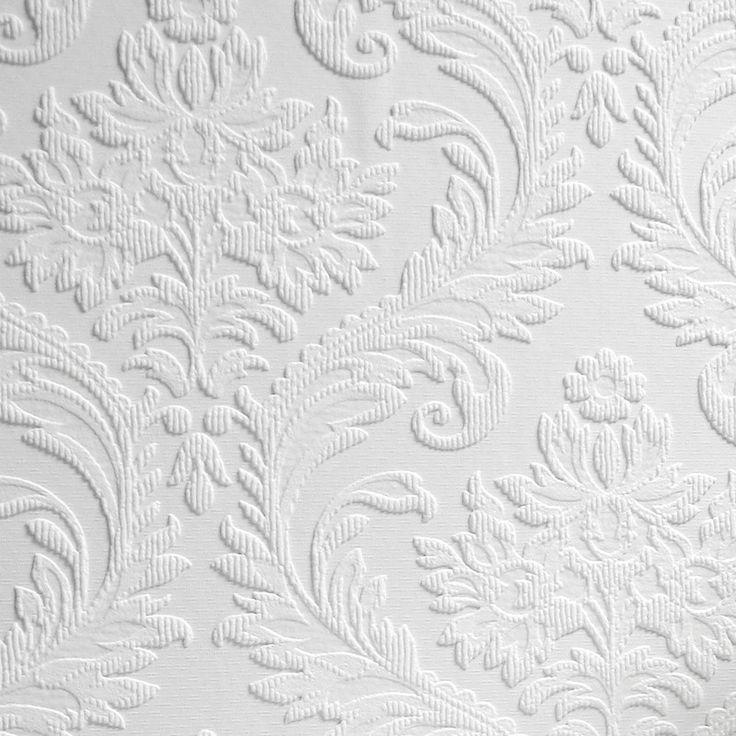 Luxury Dollhouse Wallpaper: 25+ Best Ideas About Anaglypta Wallpaper On Pinterest