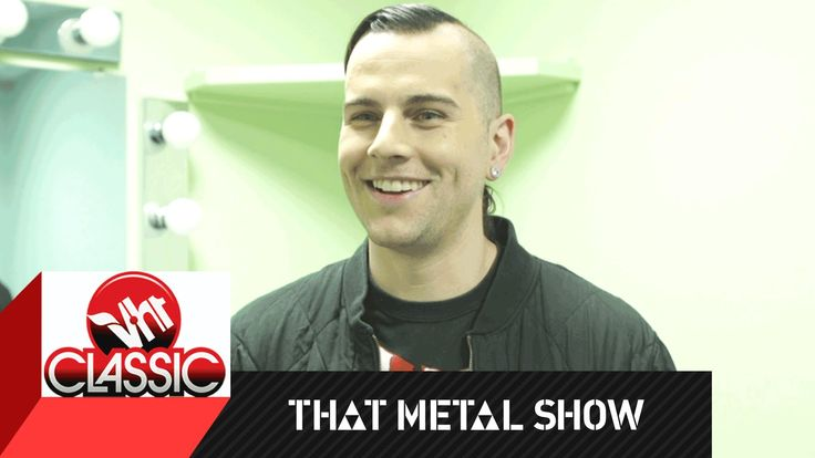 That Metal Show   M. Shadows: Behind the Scenes Interview   VH1 Classic - YouTube
