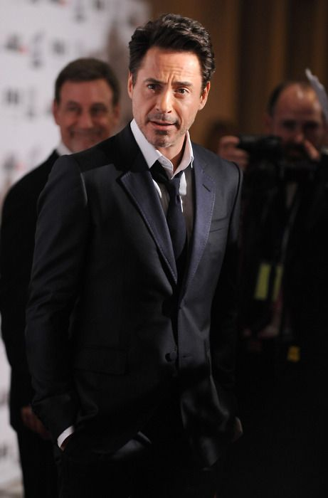 RDJ- Surely I'm the hottest guy on the planet?!