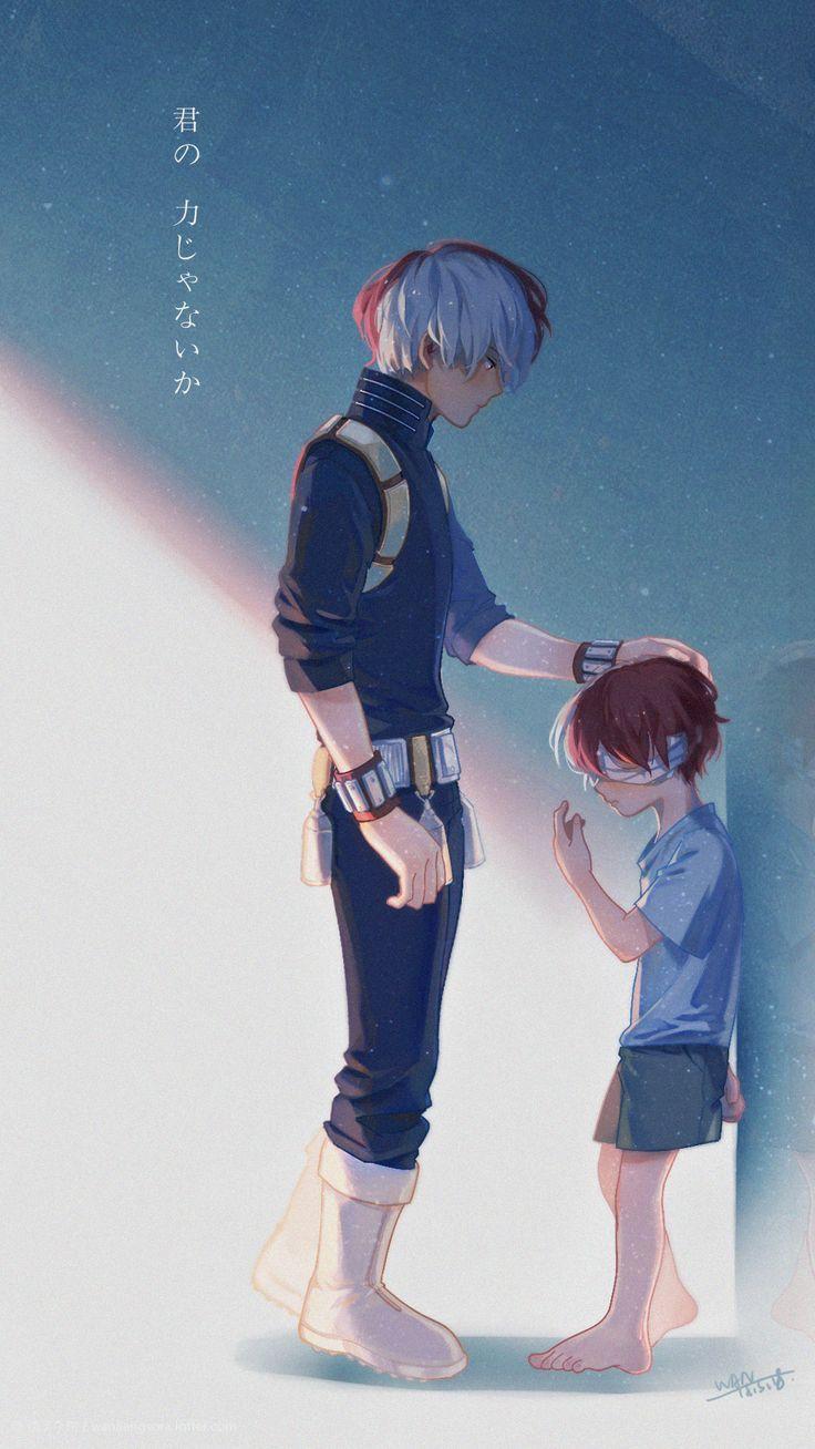 My Hero Academia -Todoroki Shoto childhood 005-02 | My Hero Academia