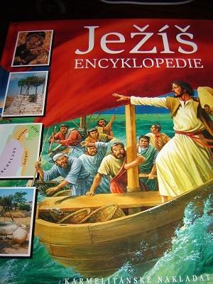 Czech Illustrated Bible Encyclopedia / Jezis Encyklopedie / Printed in 2006 / Full color 128 pages / Vpravn encyklopedie p?edkld ?ten?i zevrubné informace o Je??ov? ?ivot? a jeho p?soben, p?ibli?uje historickou situaci