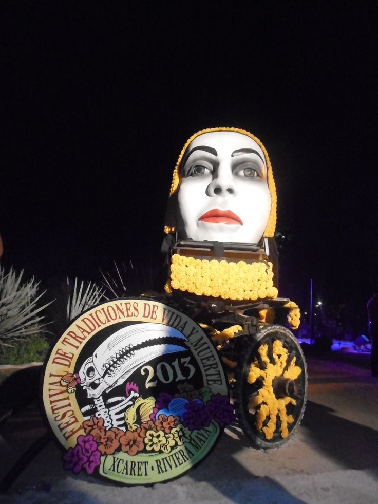 Ix'tabay 2013 Festival of Life and Death Traditions @Xcaret Park #FestivalVidayMuerte