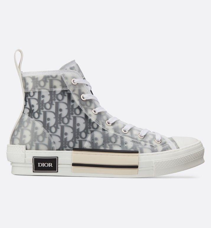 chaussure dior femme basket converse