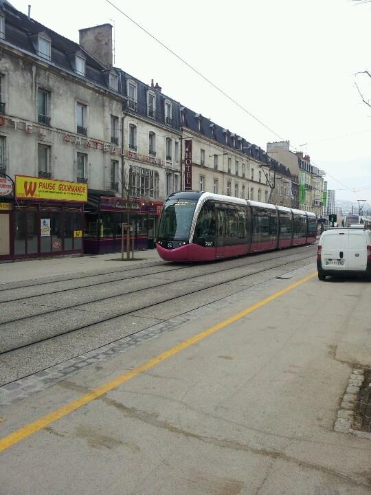 Tram de Dijon