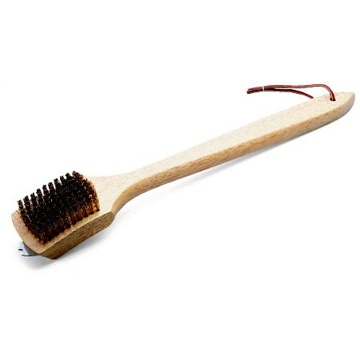 Weber Accessories - Weber BBQ Brush & Scraper | Vancouver BBQs and BBQ Parts - THE BBQ SHOP - Broil King, Weber, Weber Q, Napoleon, Vermont Castings, Jackson Grills, DCS, Traeger, Bradley Smokers, Primo, Cobb Barbecues in Vancouver - Port Coquitlam | The BBQ Shop
