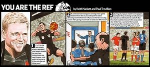 You are the Ref No358: Eddie Howe