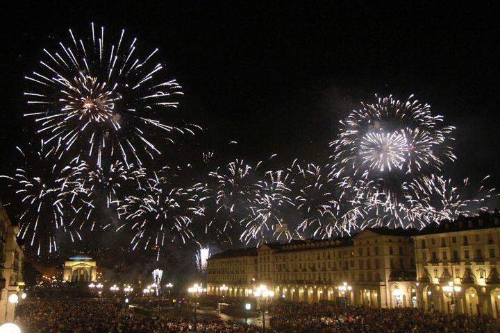 Fuochi d'artificio di #sangiovanni