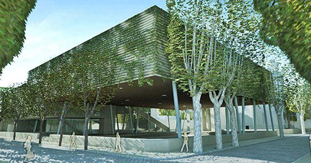 Proyecto Escuela de Educación Técnica de Nivel Secundario UBA / Fernando Montero (San Fernando, Pcia. de Buenos Aires, Argentina) #architecture
