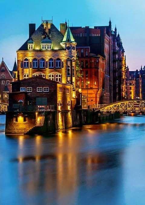 Amburgo  Alemania Notificaciones - Google+
