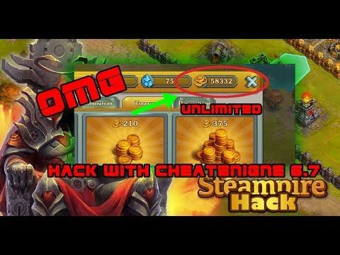 how to hack steampire with cheat engine 6.7 2017