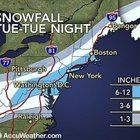 Latest updates on the snowstorm forecast, transit alerts and school closures