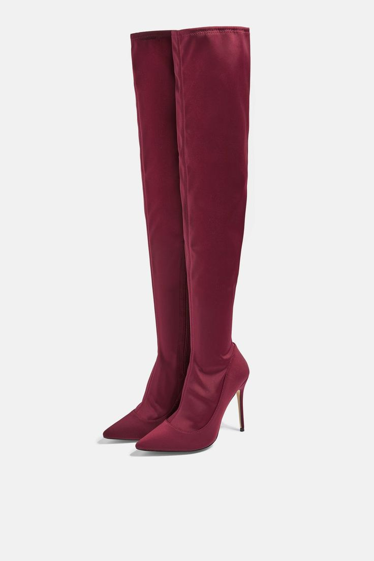 BELLINI Over The Knee Sock Boots - New In Fashion - New In - Topshop Europe