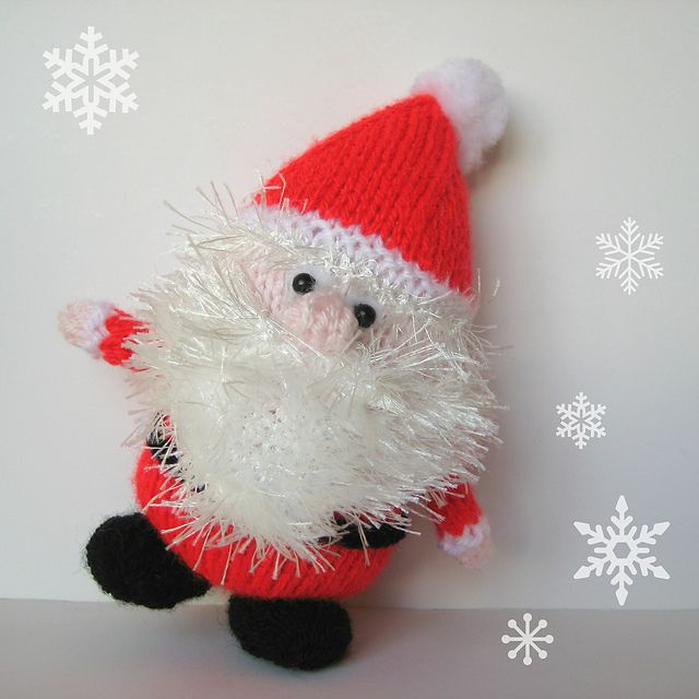 25 Best Santa Images On Pinterest Christmas Crafts Christmas Deco