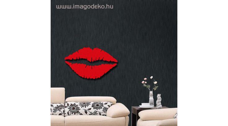 Habcsók faldekoráció 3db - Imágódeko - Otthondekoráció és üzletdekoráció webshop #hungary #magyar #faldekor #lakasdekor