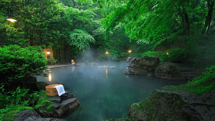 Japanese Hot Springs