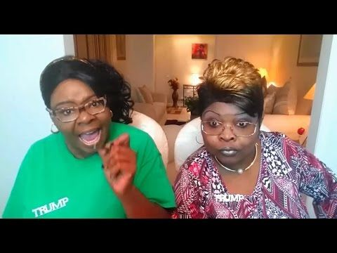01-13-2017 John Lewis questioned the legitimacy of Donald Trumps Presidency. Diamond and Silk took a deep breath and release some Truth Telling Steam. Subscribe Now: ww...