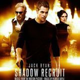 Jack Ryan: Shadow Recruit [Music from the Motion Picture] [CD]