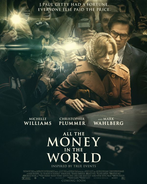Watch All the Money in the World (2017) Movie Free Online Streaming Mega.Full-HD