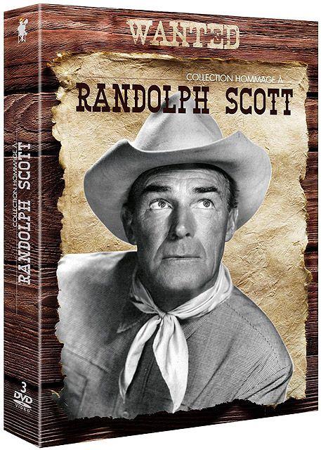 Notre chroniqueur Philippe Gautreau rend hommage au comédien Randolph Scott (1898-1987) à travers son test complet du coffret édité par Bach Films comprenant cinq westerns : http://www.dvdfr.com/dvd/c63604-hommage-a-randolph-scott-le-test-complet-du-dvd.html