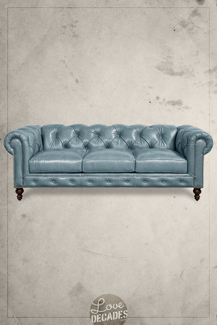 Higgins, our refreshing take on the classic Chesterfield.