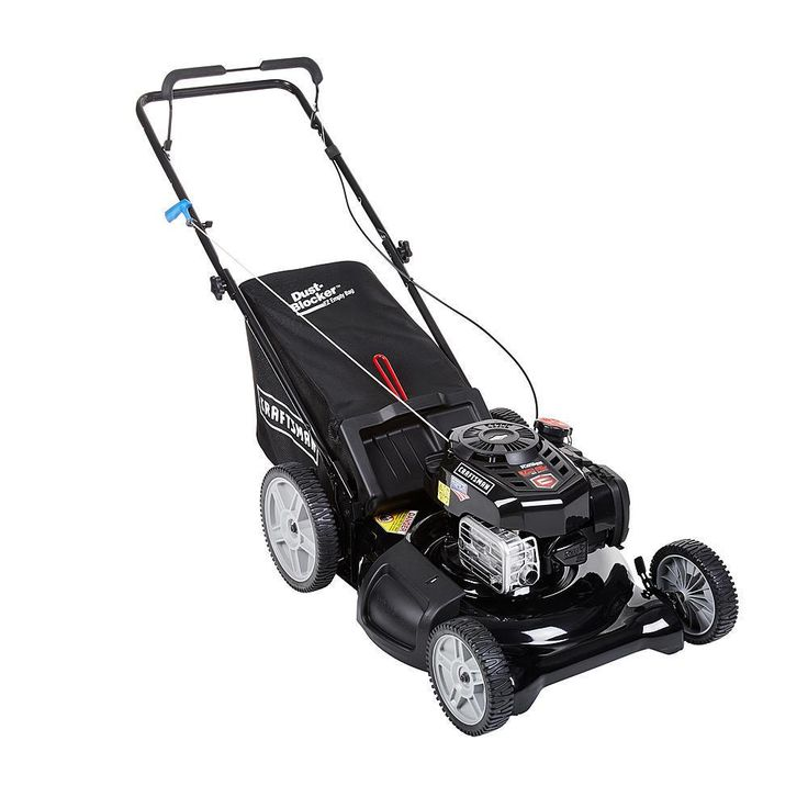 Craftsman 37451 7.25 Torque Briggs and Stratton Just Check & Add Engine 21 3-in-1 Lawn Mower with High Rear Whe... https://www.lavahotdeals.com/us/cheap/craftsman-37451-7-25-torque-briggs-stratton-check/314570?utm_source=pinterest&utm_medium=rss&utm_campaign=at_lavahotdealsus&utm_term=hottest_12