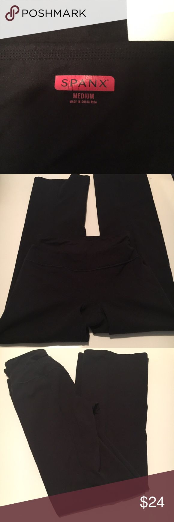 Spanx active power pant. Spanx active power pants. Boot cut yoga pants SPANX Pants Track Pants & Joggers