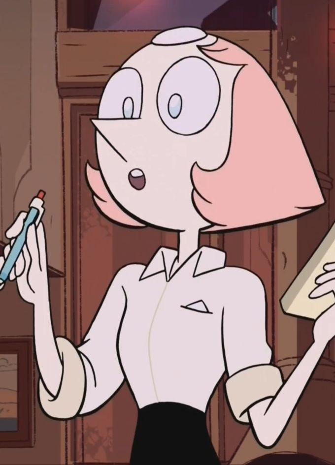 Waitress Pearl