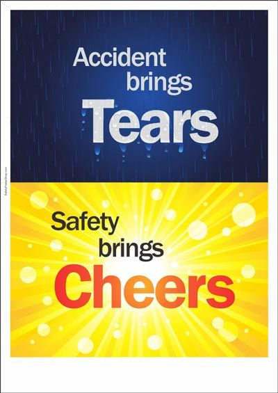 safety brings cheers