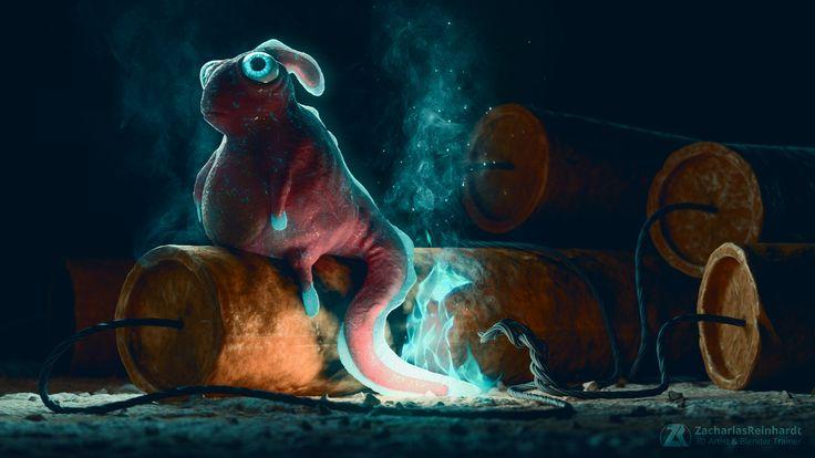 Cute but Dangerous by Zacharias Reinhardt