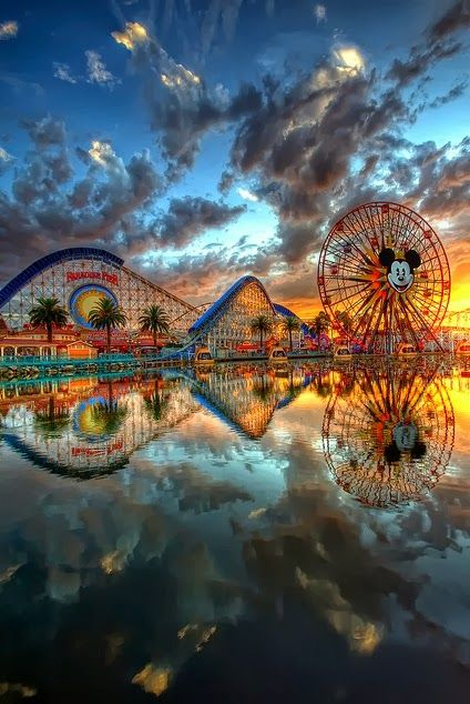 400 PX: California Adventure