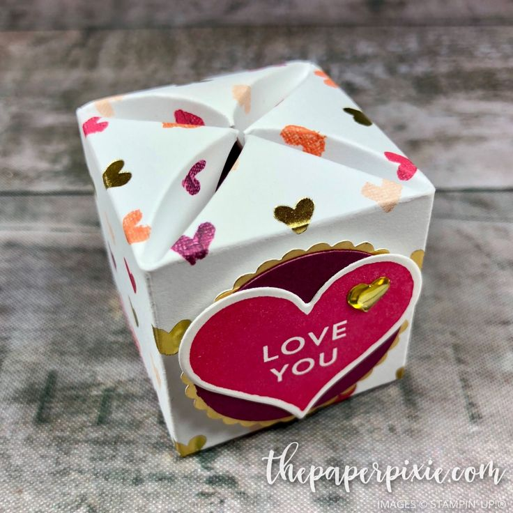 """Welcome to InKing Royalty's January Blog Hop! This year's Blog Hop themes will be inspired by popular songs – the first is """"I Think I Love You."""" Our Blog Hop today is jam-packed with projects that are perfect for Valentine's Day or that showcase love. How sweet is that?! We are excited to share our…"""